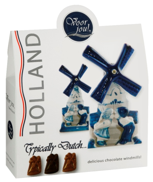 Voor Jou Chocolate Windmills Box (ONLY 2 LEFT)
