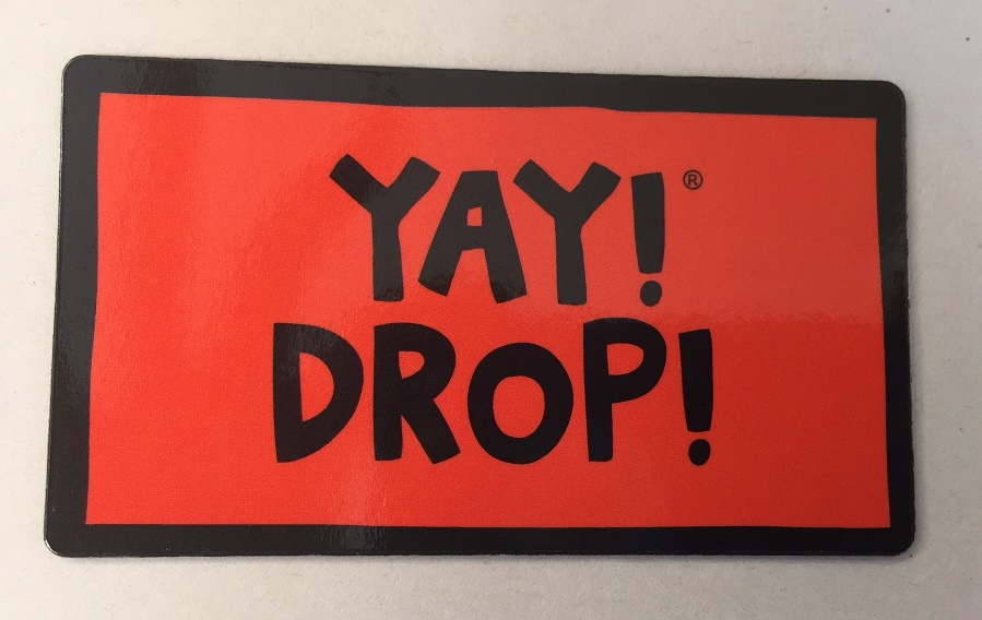 *Yay! Drop! Magnet