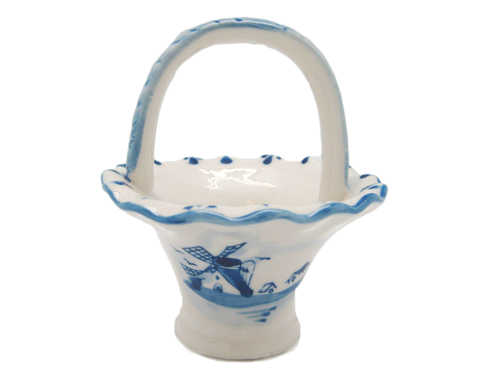 "Blue/White Basket 2.5""   (MINIMUM ORDER 40)"