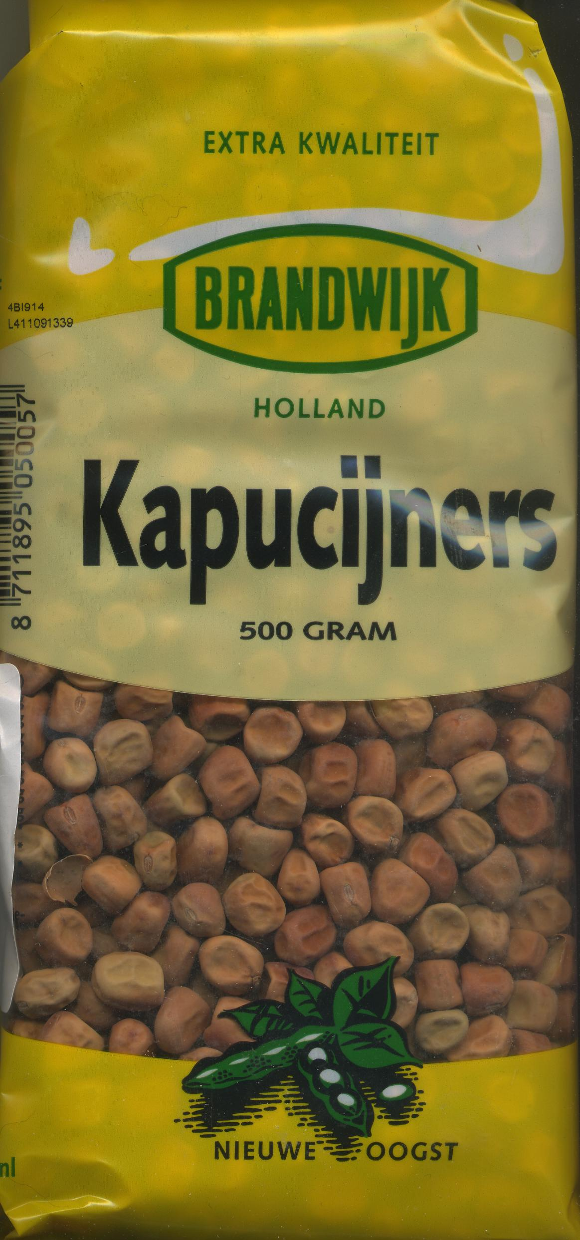 Kapucijners (beans) (OUT OF STOCK)