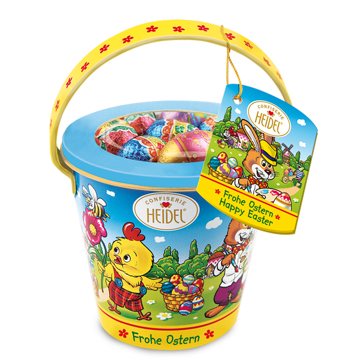 *Heidel Easter Egg Bucket (ONLY 2 LEFT)