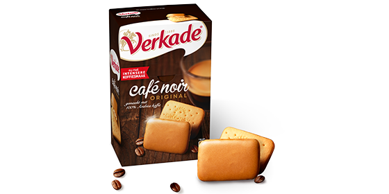 Verkade Cafe Noir Cookies (SELL-BY DATE JUNE 2017)