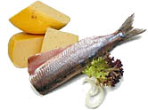 Frozen/Cold Foods ..fish.cheese,