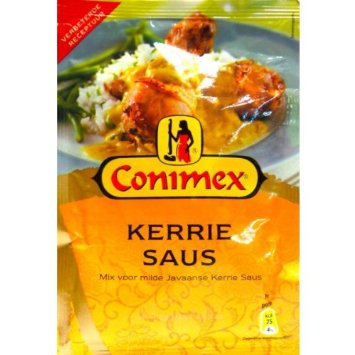 Conimex Curry Sauce Mix (3 LEFT)