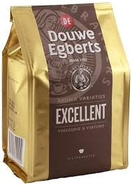Douwe Egberts Excellent Coffee (gold)
