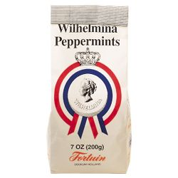 Wilhelmina Peppermint bag (ONLY 2 LEFT)