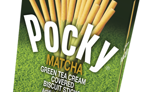 Pocky Matcha Green Tea Cream (SELL BY 16 DEC 2017) (6 LEFT)