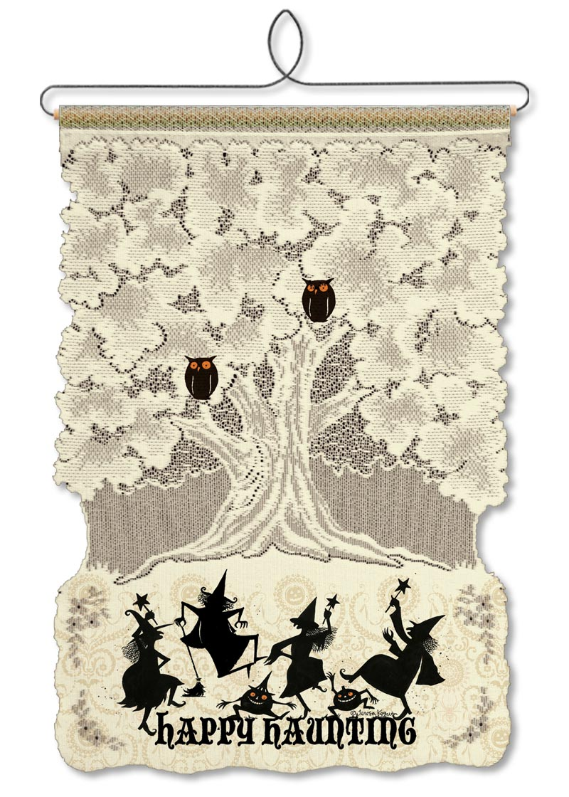 Happy Haunting Wall Decor (2 LEFT) 30% OFF!