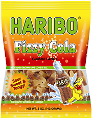Haribo Fizzy Cola (OUT OF STOCK)