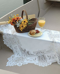 Heirloom Table Topper