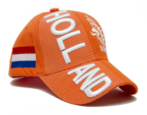 Netherlands/Holland Cap Orange (ONLY 2 LEFT)