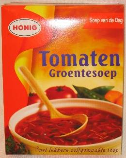 Honig Tomato Vegetable Soup