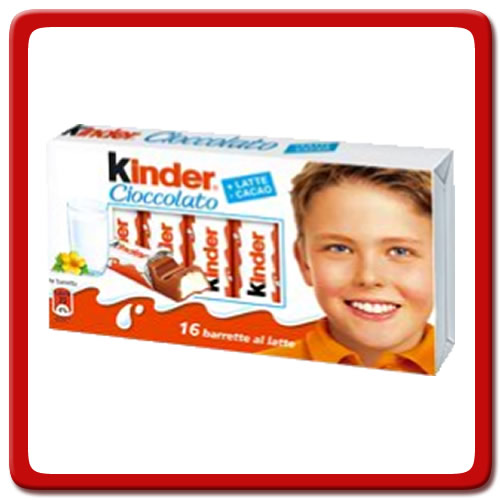 Kinder Schokolade Milch (out of stock)