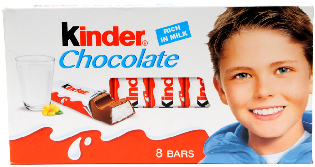 Kinder Bar (ONLY 3 LEFT)