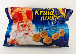 Kruidnootjes by Van Delft 200 grams / 7.05 oz bag (ONLY 12 LEFT)