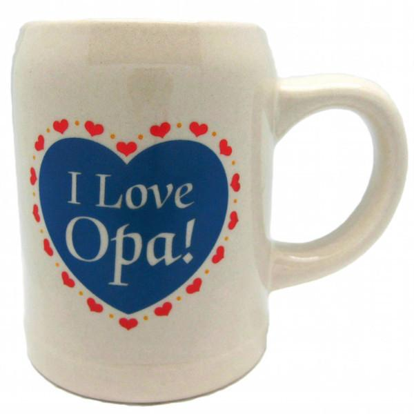I Love Opa! Stein Mug (3 LEFT!)