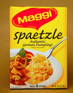Maggi Spaetzle (SELL-BY JUNE 2015)