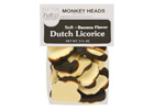 Monkey Heads (banana) Licorice