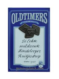 Oldtimers Zoute (Salt, Blue box)