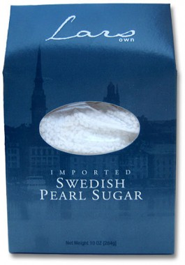 Lars Own Imported Swedish Pearl Sugar