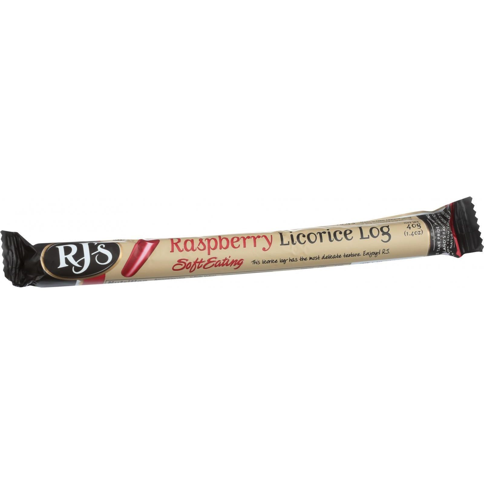 RJ's Raspberry Licorice Log (7 LEFT!)