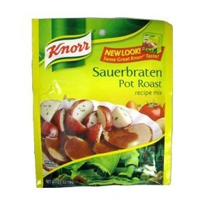 Knorr Sauerbraten Pot Roast Mix