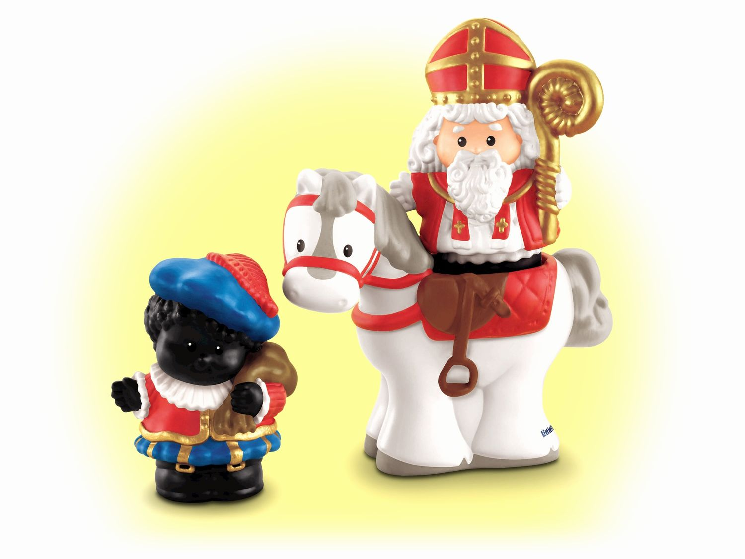 Sint & Piet Fisher Price Little People Set (only one left)