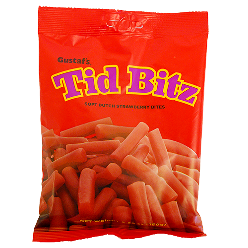 Gustaf's Tid Bitz (Strawberry)