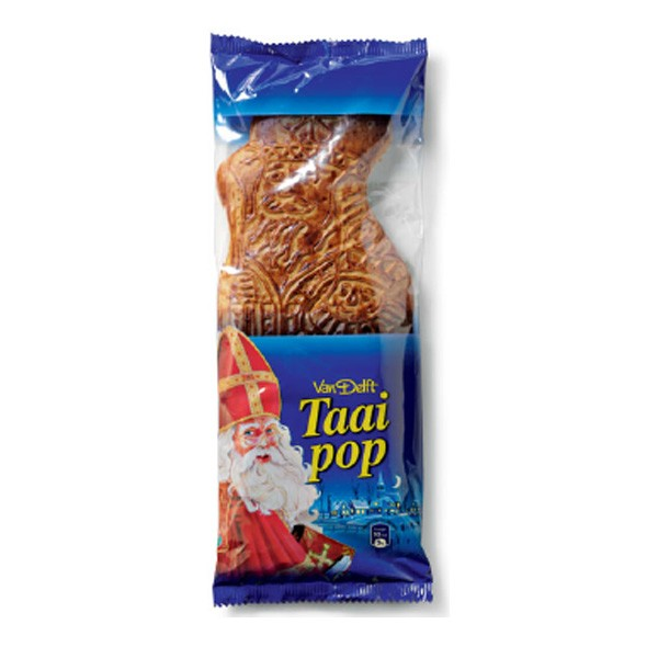 VanDelft Taai Pop (doll) (blue pack) 180 grams/6.3oz