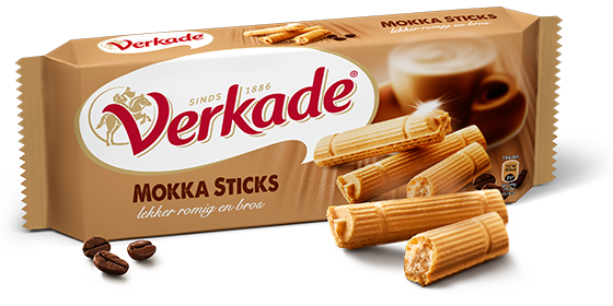 Verkade Mokka Sticks