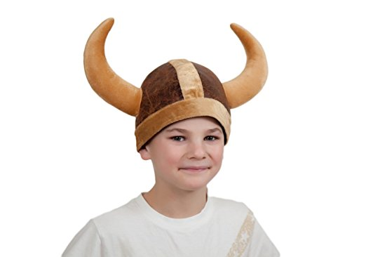 """Viking"" Horned Hat"