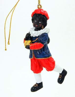 Piet Ornament (holding a gift)