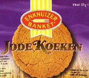 Jodekoeken (SELL-BY FEBRUARY 2020)(2 LEFT)