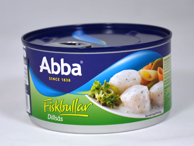 Abba Fishballs in Dill Sauce  (ONLY 4 LEFT)