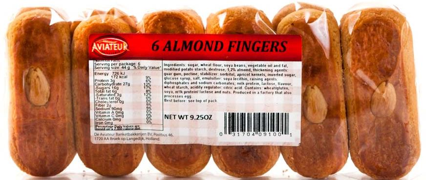 Aviateur Almond Fingers (Kanos)