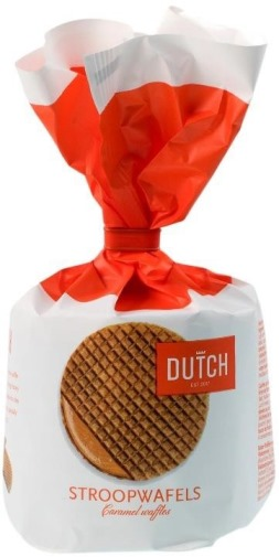 Aviateur Dutch Stroopwafels Orange (out of stock)