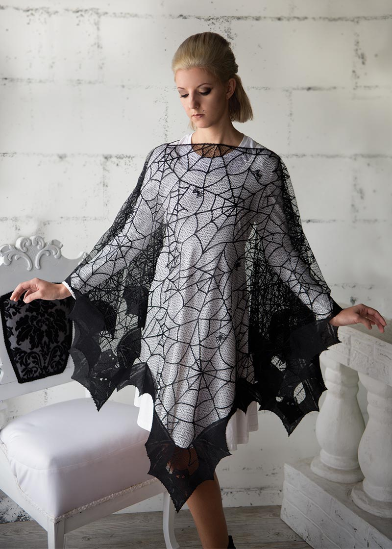 Bats! Poncho (ONLY 2 LEFT)