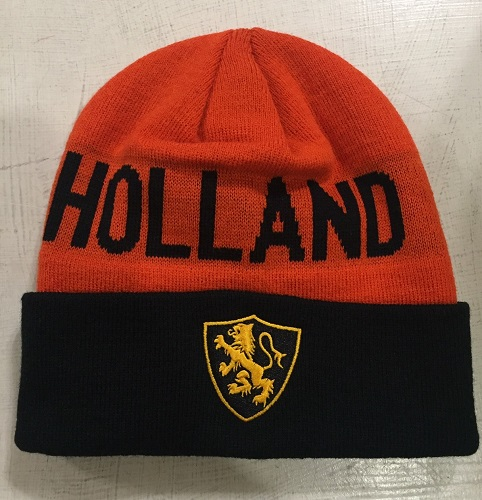Nederland Orange Beanie (OUT OF STOCK UNTIL 2020)