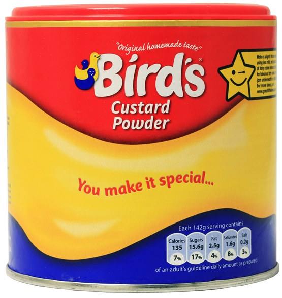 *Birds Custard Powder (ONLY 6 LEFT)
