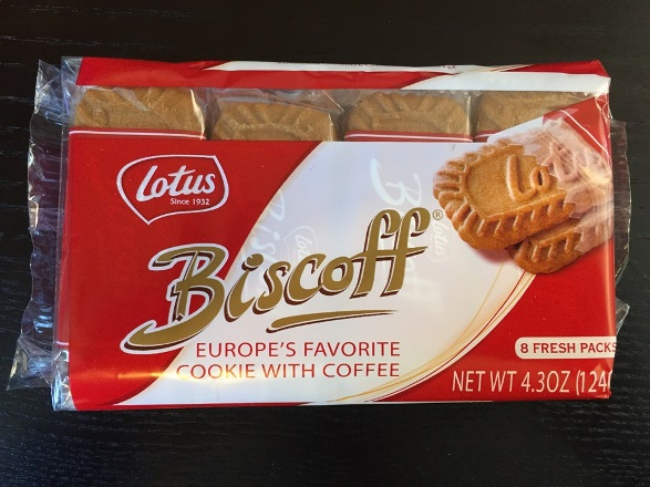 Lotus Biscoff Speculoos cookies (8 packs) Vegan (SELLBY APRIL13)