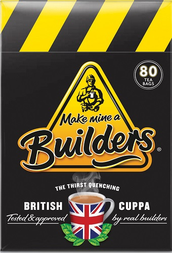 *Builders Teabags 80ct (ONLY 5 LEFT)