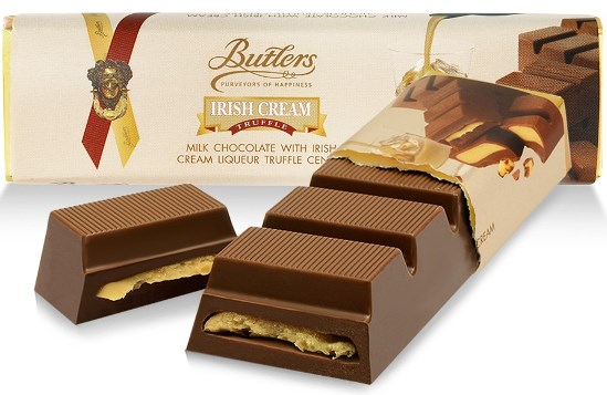 *Butlers Irish Cream Truffle Bar (ALCOHOL) 21+ (ONLY 1 LEFT)
