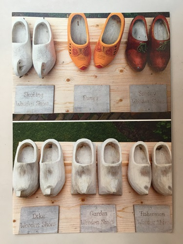 Clogs for All Occasions Card