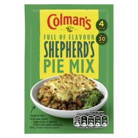 Colmans Shepherd's Pie Seasoning