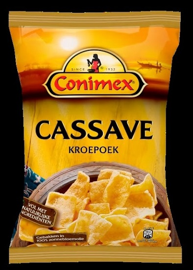 Conimex Kroepoek Cassave - Spicy!!!