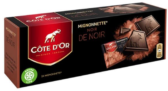 Cote D'Or Dark Mignonnette