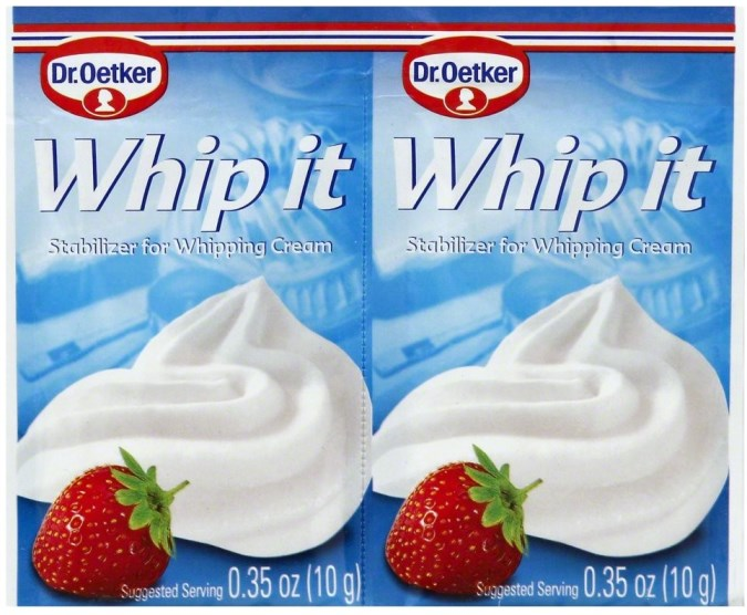 Dr Oetker Whip-it