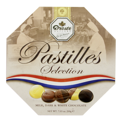 Droste Chocolate Pastilles Selection (ONLY 3 LEFT)