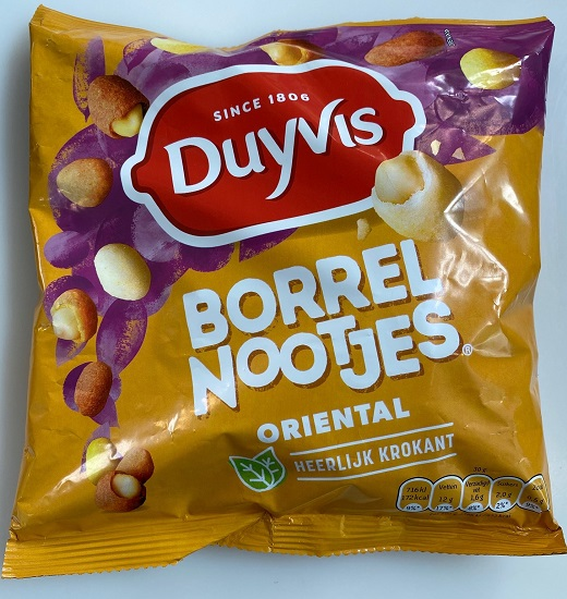 Duyvis Borrelnootjes (Borrelnoten) Oriental (OUT OF STOCK)