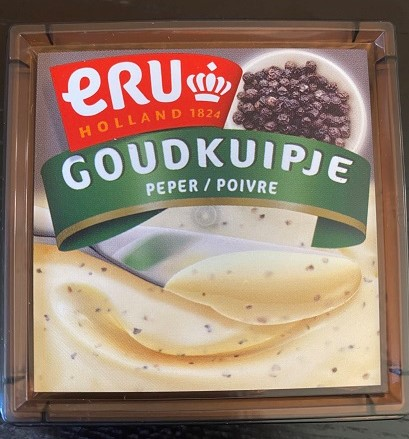 Eru Goudkuipje Pepper (OUT OF STOCK) (2-day Ship radius)